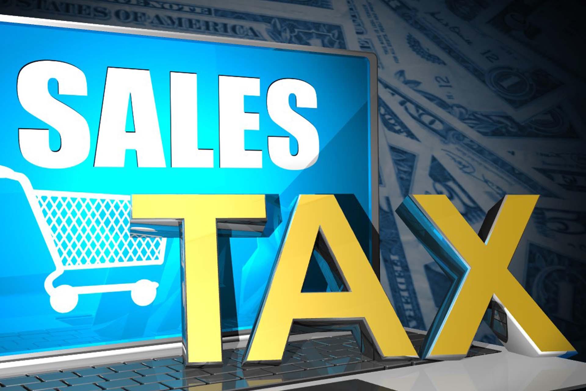 Sales Tax Image
